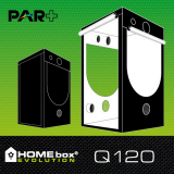 HomeBox Evolution Q120, 120x120x200cm
