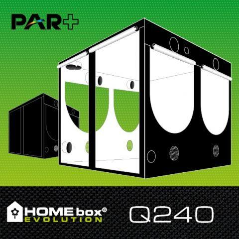 Homebox Evoluion R240, 240x120x200 cm