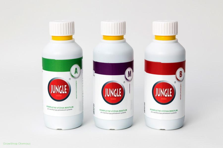 Jungle Indabox - Starter pack mini 3 x 0,25L