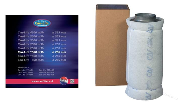 Canfilters Can-Lite 1500