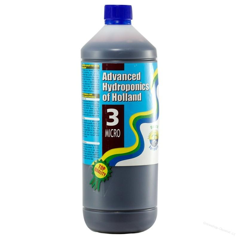 Advanced Hydroponics - Dutch Formula Micro 1l