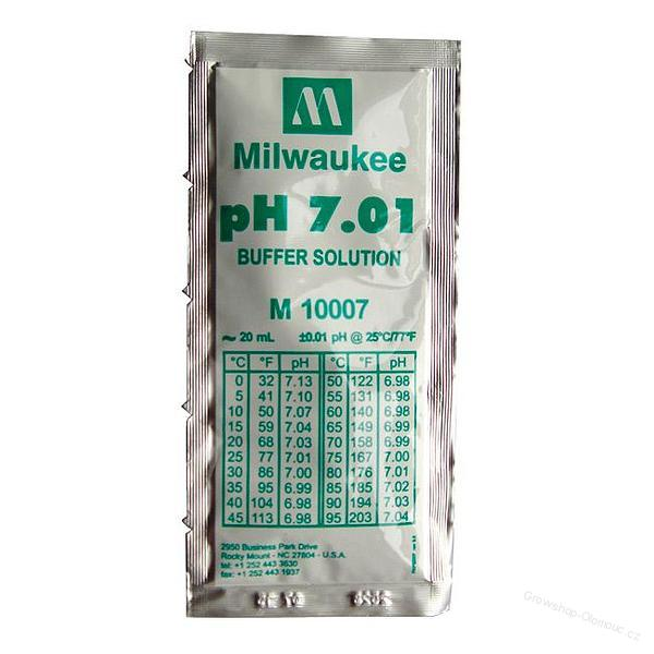 Kalibrační roztok Milwaukee pH 7 - 20ml