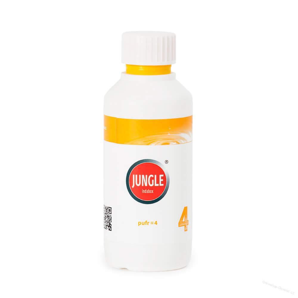 Jungle In Da Box kalibrační roztok pH4 250ml