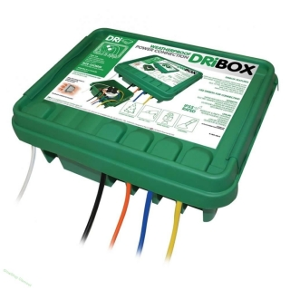 Dri-box cable protector