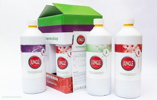 Jungle Indabox Starter Pack 4 x 1 l