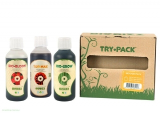 BioBizz Try pack Indoor 3x 250ml