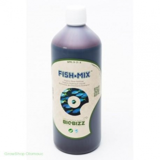 BioBizz Fish Mix 0,5l