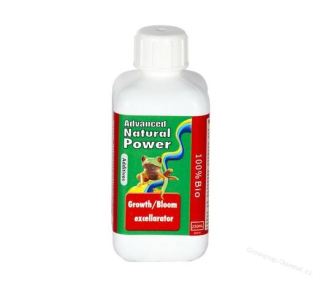 Advanced Hydroponics Growth/Bloom excellarator 250ml