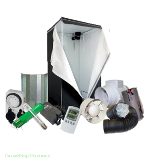 HomeBox KIT Professional 3x600W - 300x150x200cm