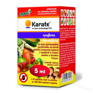 Agro KARATE ZEON 5CS 5ml